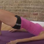 腰のエクササイズ動画